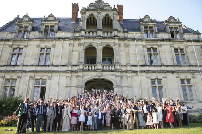 Wedding planner mariage chateau de la Loire