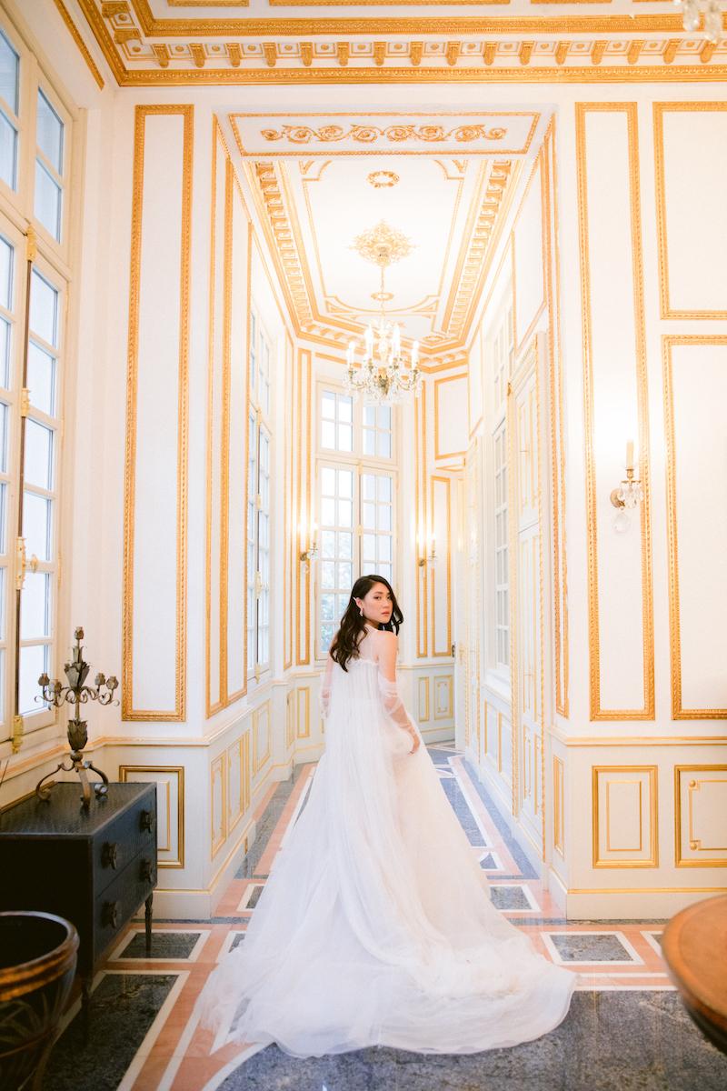 Château Saint Georges wedding