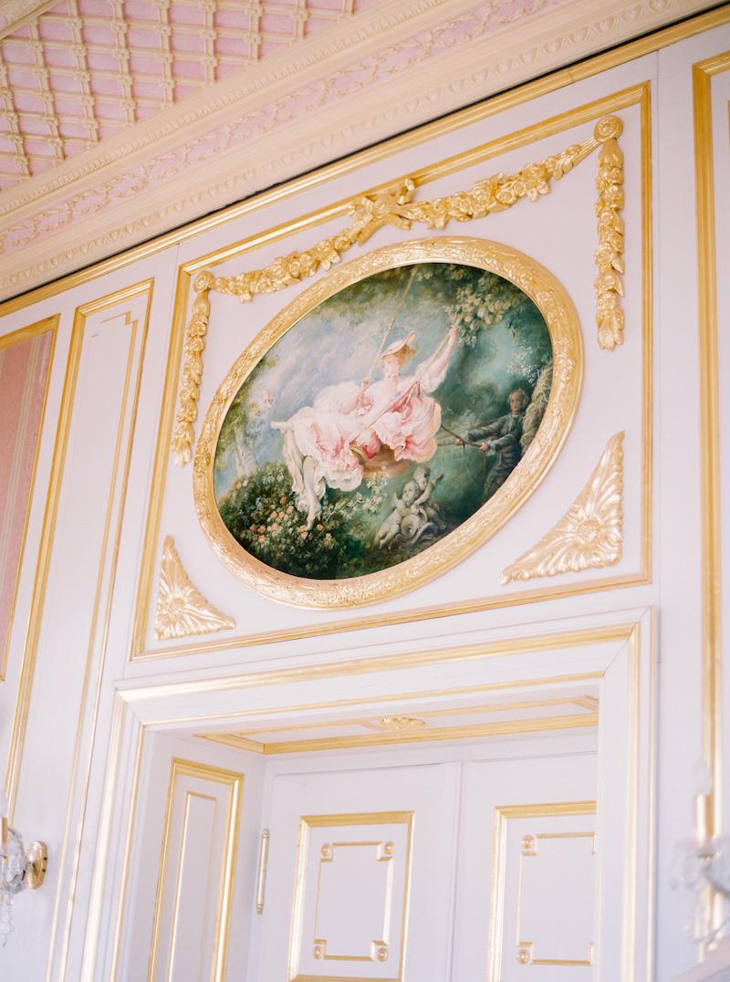 Elegant South of France château wedding