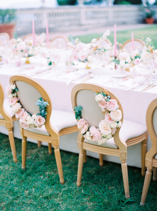 South of France wedding design by Fête in France