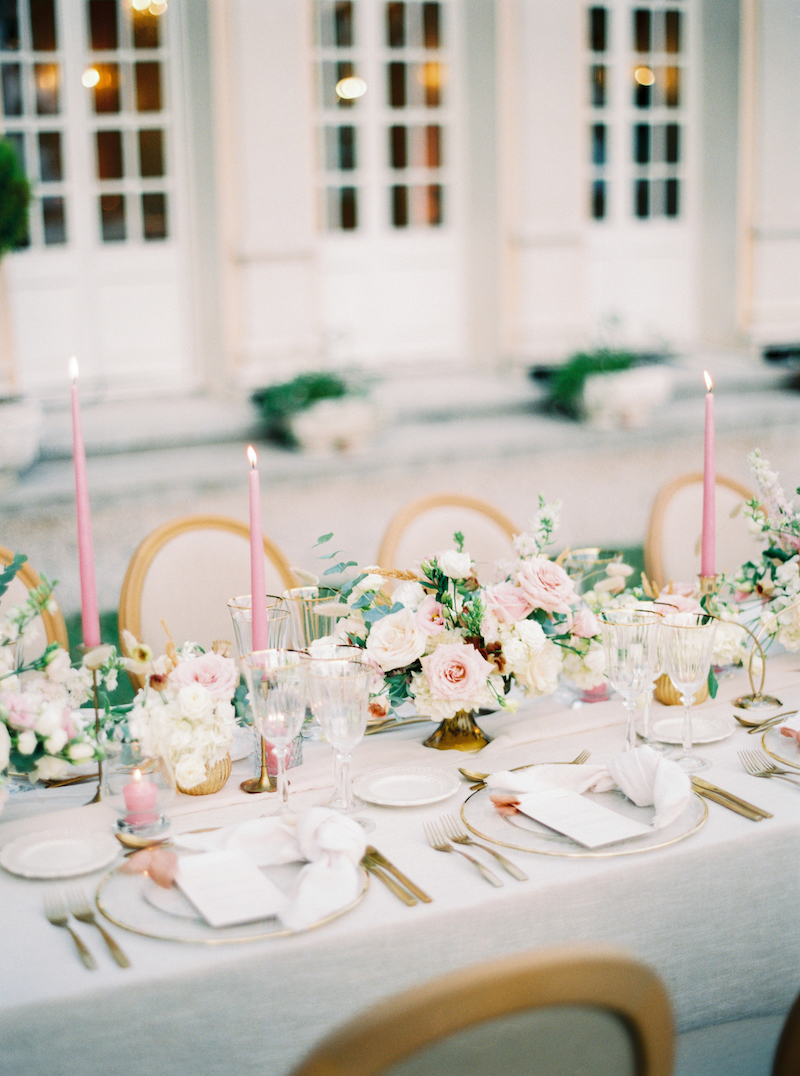 South of France wedding planned by Fête in France