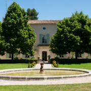 Historic provence villa French wedding venue