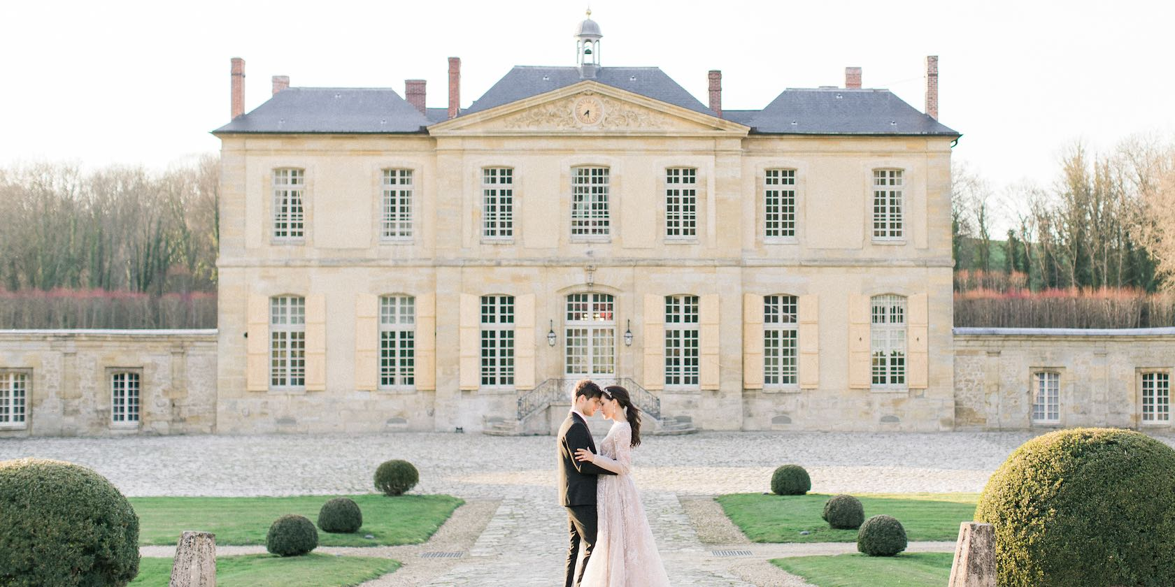 Chateau wedding planner France