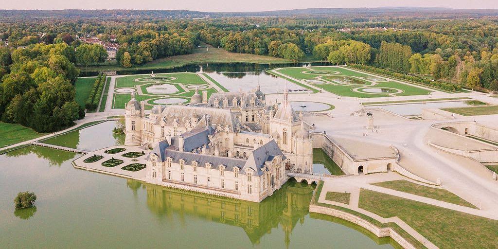 Wedding planner Domaine de Chantilly Fête in France