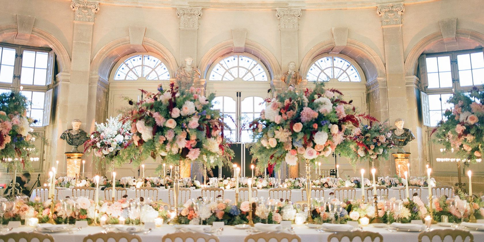 Paris destination wedding planner Fête in France