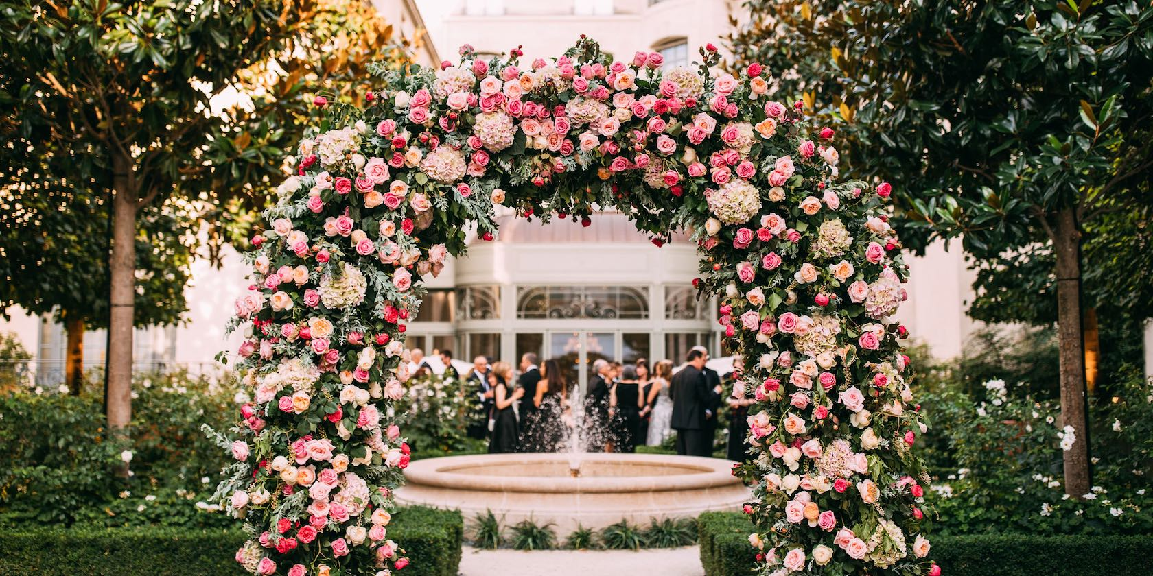 Ritz Paris hotel wedding planner