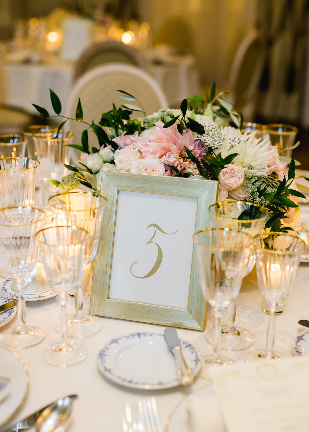 Wedding design by Fête in France for a Ritz Paris wedding